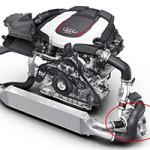 Audi eleketrische turbo